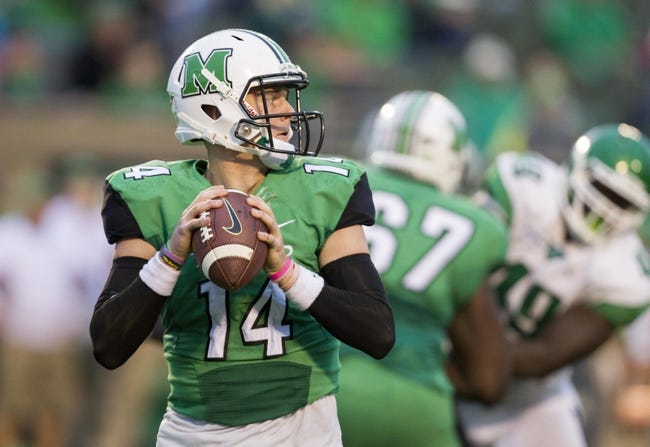 Western Kentucky vs. Marshall - 11/27/15 College Football Pick, Odds, and Prediction