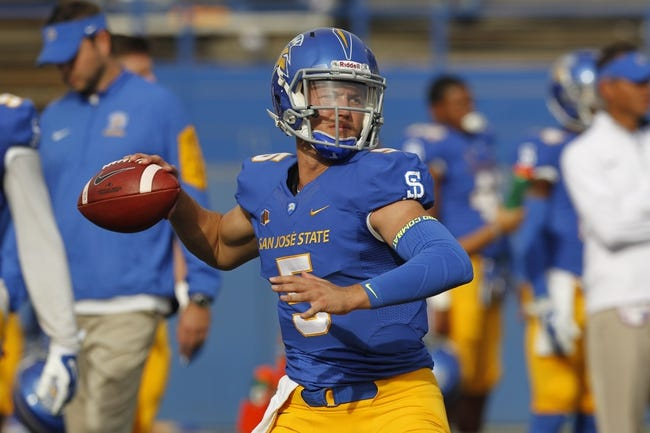 BYU at San Jose State - 11/6/15 College Football Pick, Odds, and Prediction