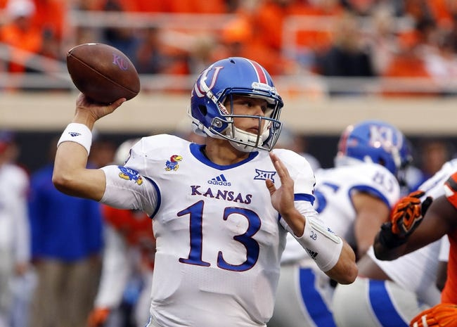 CFB | Oklahoma Sooners (6-1) at Kansas Jayhawks (0-7)