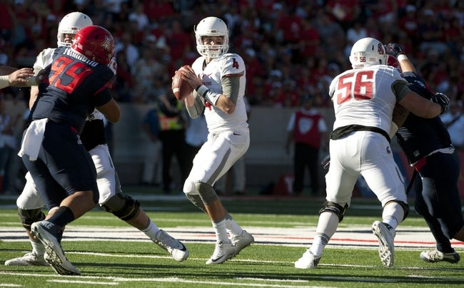 Washington State Cougars vs. Stanford Cardinal - 10/31/15 College Football Pick, Odds, and Prediction