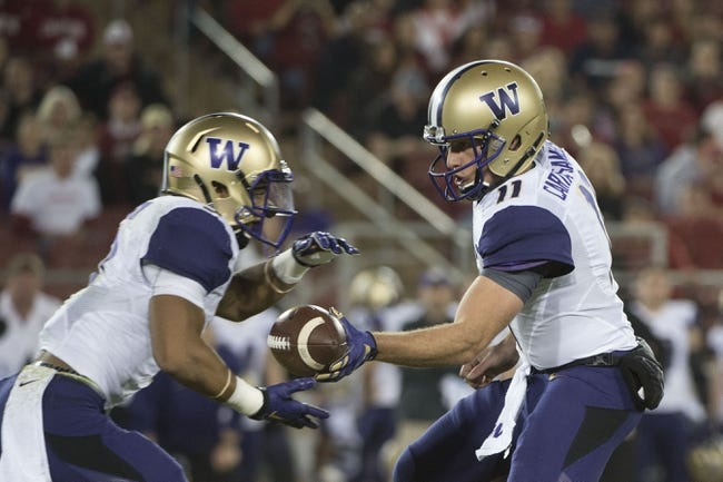 Washington Huskies vs. Utah Utes - 11/7/15 College Football Pick, Odds, and Prediction