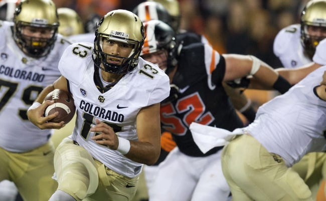Colorado Buffaloes vs. Colorado State Rams - 9/2/16 College Football Pick, Odds, and Prediction