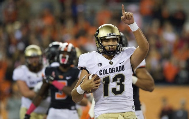 Colorado Buffaloes vs. Stanford Cardinal - 11/7/15 College Football Pick, Odds, and Prediction