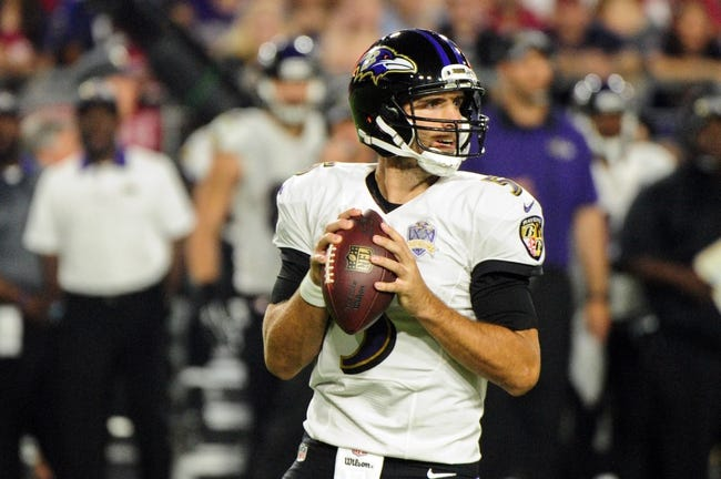 Ravens vs. Chargers - 11/1/15 NFL Pick, Odds, and Prediction