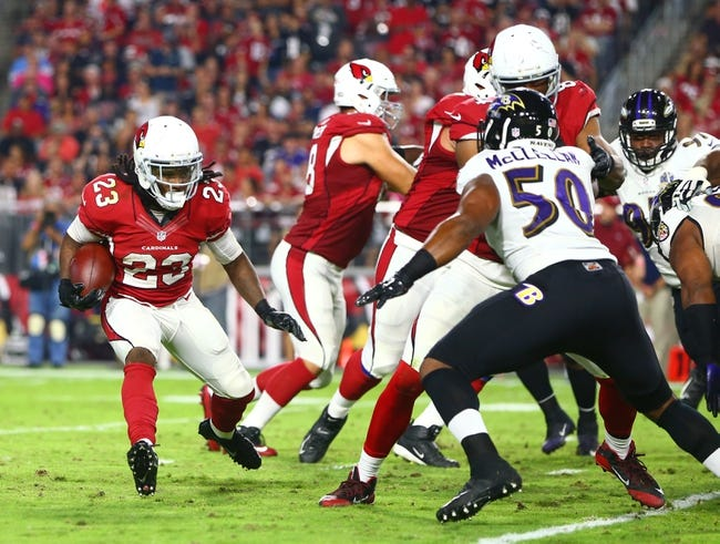 Baltimore Ravens at Arizona Cardinals 10/26/15 NFL Score, Recap News and Notes