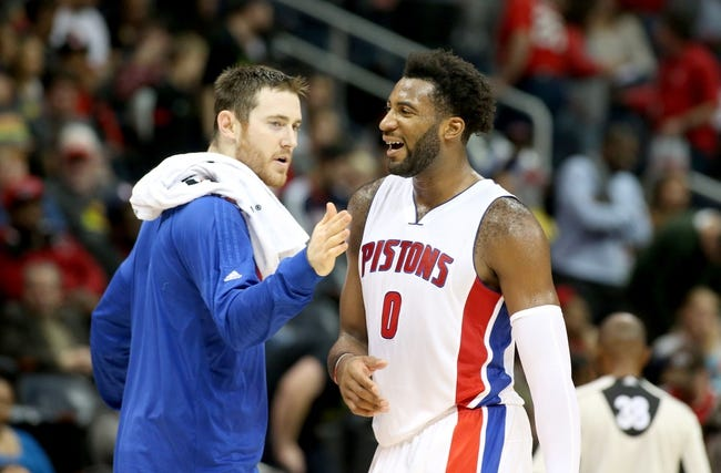 Atlanta Hawks vs. Detroit Pistons - 12/23/15 NBA Pick, Odds, and Prediction