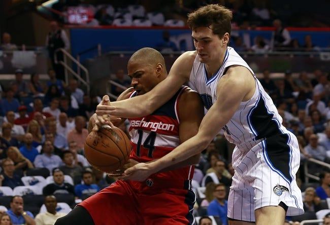 Washington Wizards vs. Orlando Magic - 11/14/15 NBA Pick, Odds, and Prediction