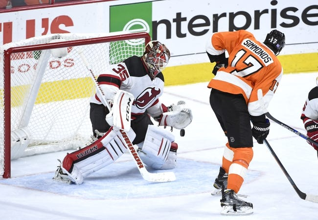 Flyers vs. Devils - 2/13/16 NHL Pick, Odds, and Prediction