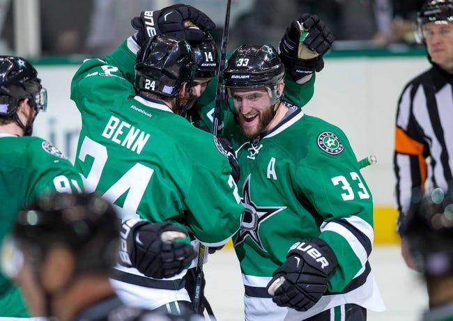 Dallas Stars vs. Vancouver Canucks - 11/27/15 NHL Pick, Odds, and Prediction