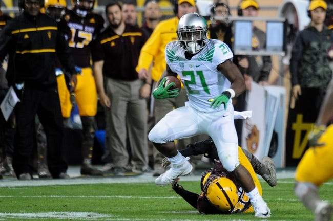Oregon Ducks vs. California Golden Bears - 11/7/15 College Football Pick, Odds, and Prediction