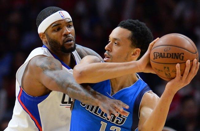 Dallas Mavericks vs. Los Angeles Clippers - 11/11/15 NBA Pick, Odds, and Prediction