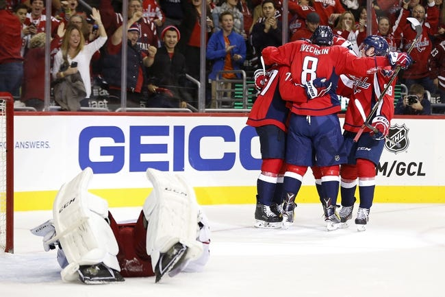 Columbus Blue Jackets vs. Washington Capitals - 1/2/16 NHL Pick, Odds, and Prediction