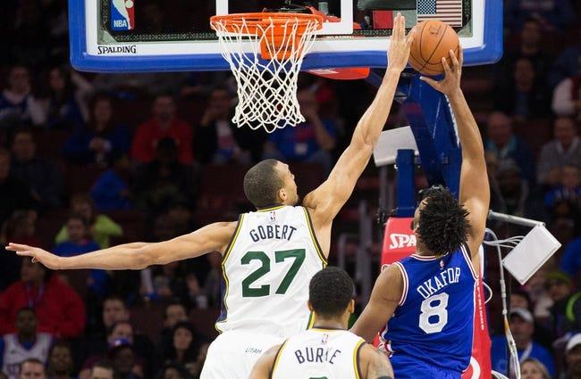 Utah Jazz vs. Philadelphia 76ers - 12/28/15 NBA Pick, Odds, and Prediction