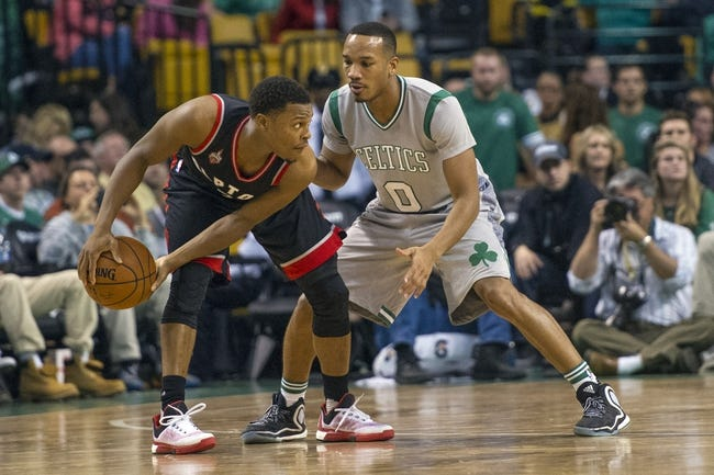 Toronto Raptors vs. Boston Celtics - 1/20/16 NBA Pick, Odds, and Prediction