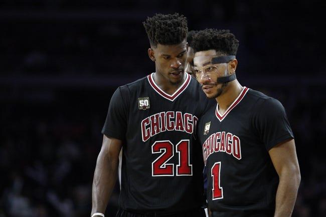 Chicago Bulls vs. Detroit Pistons - 12/18/15 NBA Pick, Odds, and Prediction