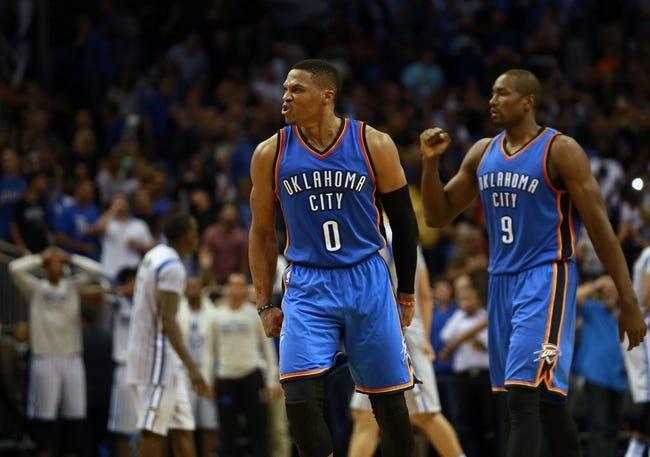 Oklahoma City Thunder vs. Orlando Magic - 2/3/16 NBA Pick, Odds, and Prediction