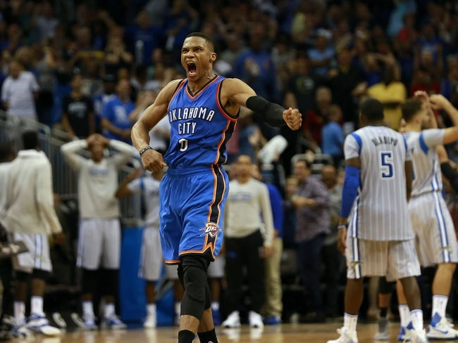 Magic at Thunder - 2/3/16 NBA Pick, Odds, and Prediction