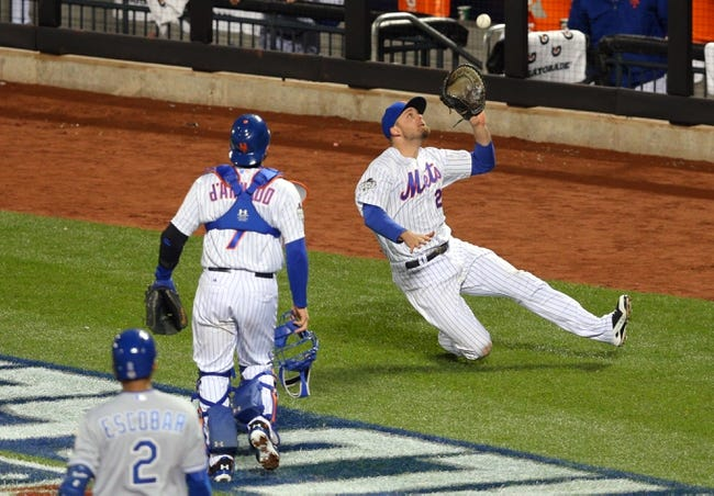 New York Mets vs. Kansas City Royals World Series Game 4 - 10/31/15 MLB Pick, Odds, and Prediction