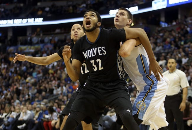 Nuggets vs. Timberwolves - 12/11/15 NBA Pick, Odds, and Prediction