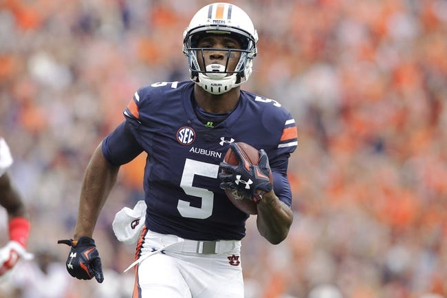 Auburn Tigers vs. Idaho Vandals - 11/21/15 College Football Pick, Odds, and Prediction