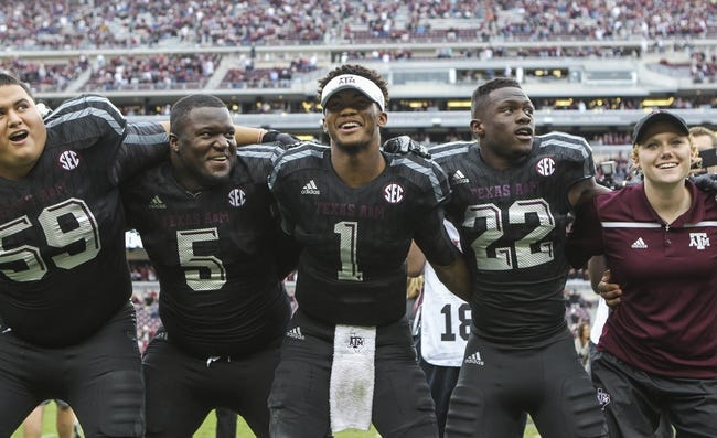 Auburn at Texas A&M - 11/7/15 College Football Pick, Odds, and Prediction