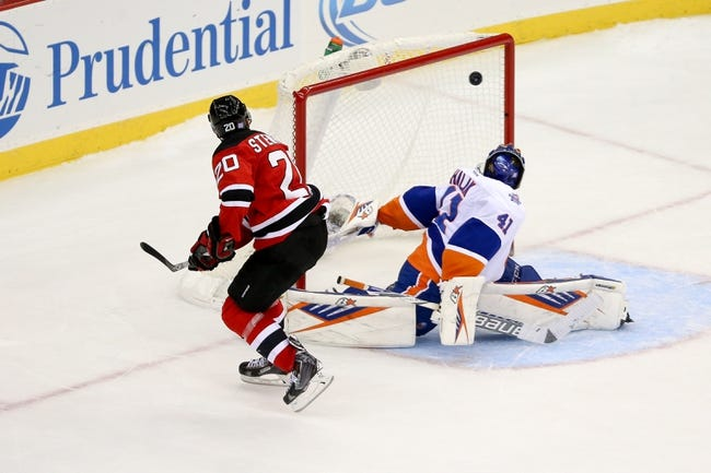 New York Islanders vs. New Jersey Devils - 11/3/15 NHL Pick, Odds, and Prediction
