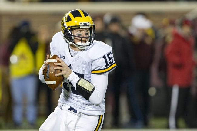 Michigan vs. Rutgers - 11/7/15 College Football Pick, Odds, and Prediction