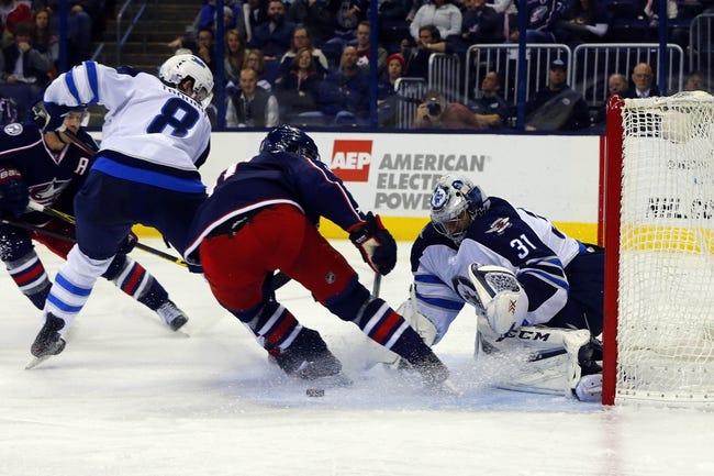 Winnipeg Jets vs. Columbus Blue Jackets - 12/10/15 NHL Pick, Odds, and Prediction