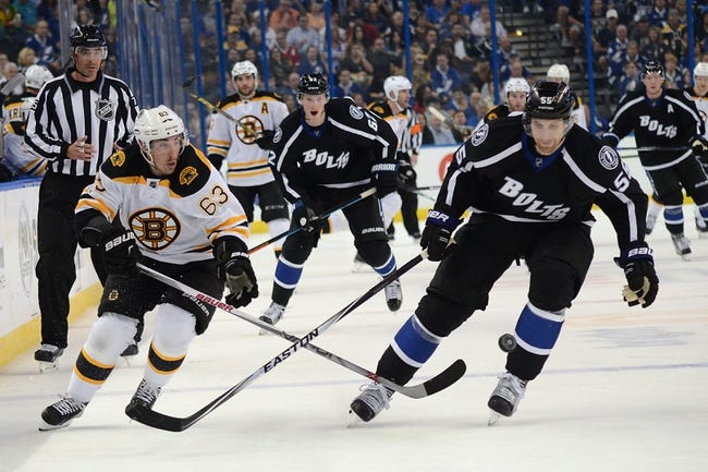 Bruins vs. Lightning - 2/28/16 NHL Pick, Odds, and Prediction