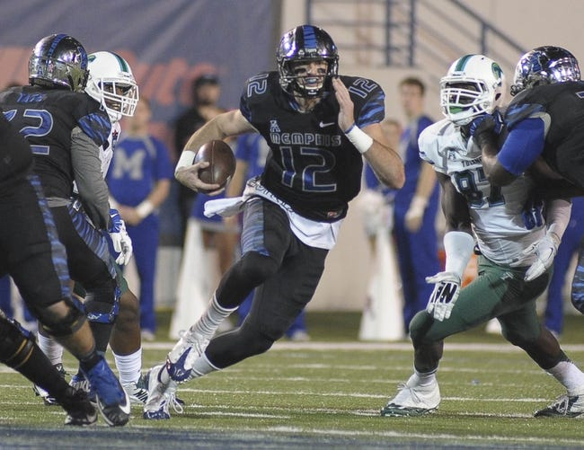 Houston vs. Memphis - 11/14/15 College Football Pick, Odds, and Prediction