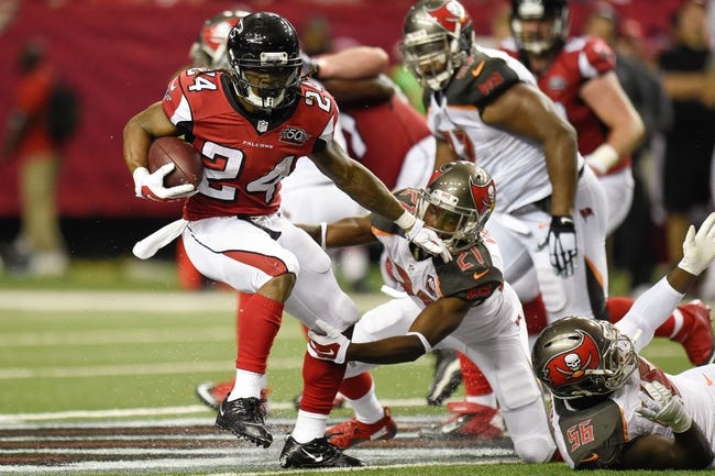 Atlanta Falcons vs. Indianapolis Colts - 11/22/15 NFL Pick, Odds, and Prediction