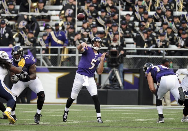 Baltimore Ravens vs. St. Louis Rams - 11/22/15 NFL Pick, Odds, and Prediction