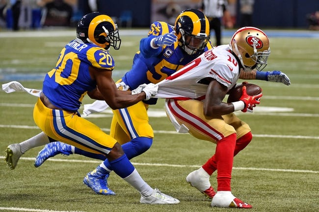 San Francisco 49ers vs. St. Louis Rams - 1/3/16 NFL Pick, Odds, and Prediction
