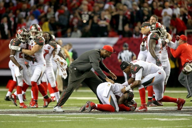 Buccaneers vs. Giants - 11/8/15 NFL Pick, Odds, and Prediction