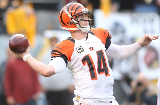 Bengals vs. Browns - 11/5/15 NFL Pick, Odds, and Prediction