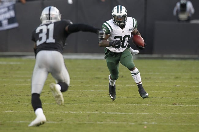 Oakland Raiders vs. New York Jets - 9/17/17 NFL Pick, Odds, and Prediction