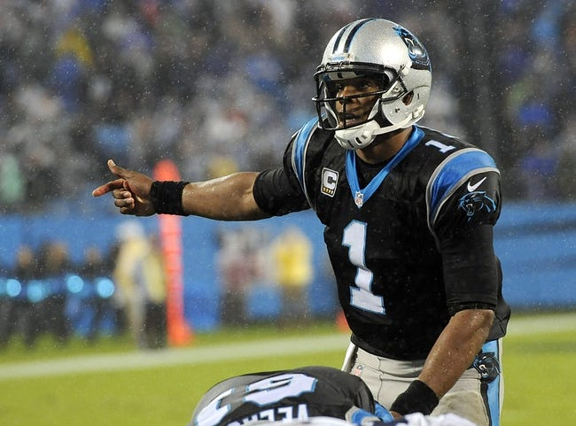 Indianapolis Colts at Carolina Panthers 11/2/15 NFL Score, Recap, News and Notes