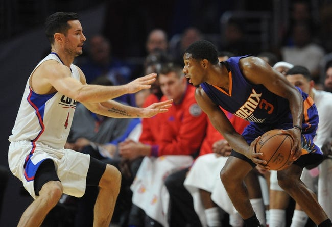 Clippers at Suns - 11/12/15 NBA Pick, Odds, and Prediction