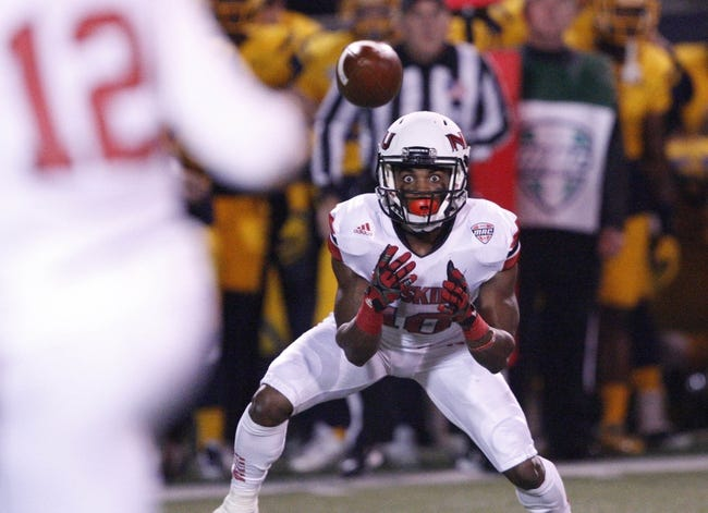 Western Michigan at Northern Illinois - 11/18/15 College Football Pick, Odds, and Prediction