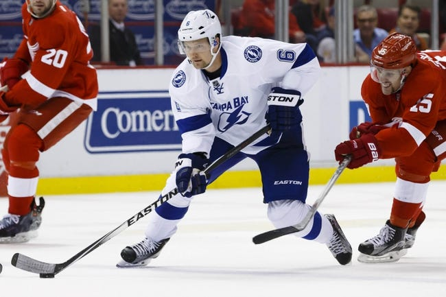 Tampa Bay Lightning vs. Detroit Red Wings - 2/3/16 NHL Pick, Odds, and Prediction