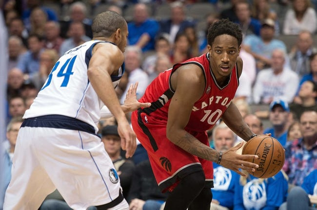 Mavericks at Raptors - 12/22/15 NBA Pick, Odds, and Prediction