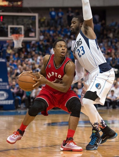Toronto Raptors vs. Dallas Mavericks - 12/22/15 NBA Pick, Odds, and Prediction