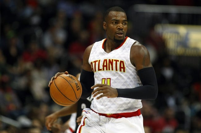 Brooklyn Nets vs. Atlanta Hawks - 11/17/15 NBA Pick, Odds, and Prediction