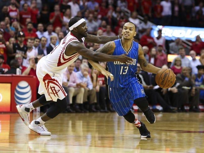 Orlando Magic vs. Houston Rockets - 12/23/15 NBA Pick, Odds, and Prediction