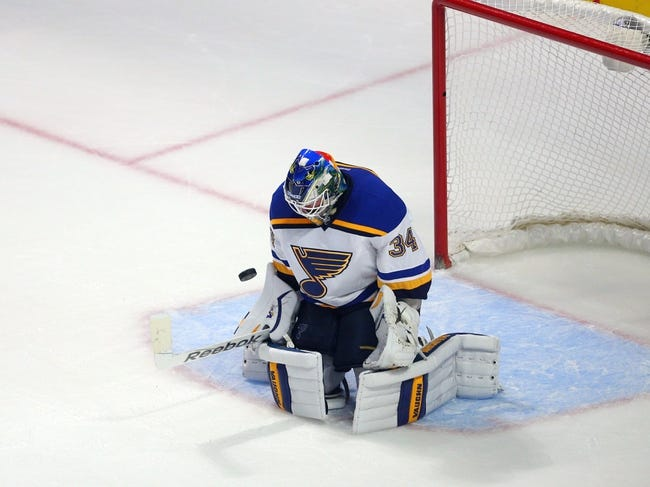 St. Louis Blues vs. Chicago Blackhawks - 11/14/15 NHL Pick, Odds, and Prediction