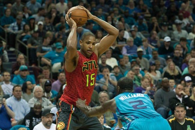 Charlotte Hornets vs. Atlanta Hawks - 1/13/16 NBA Pick, Odds, and Prediction