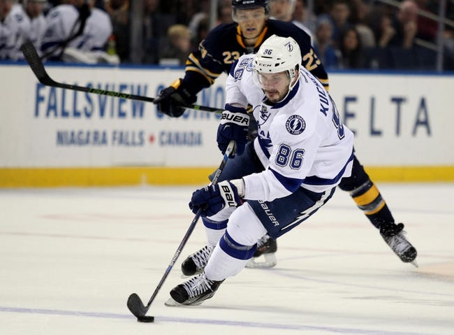Tampa Bay Lightning vs. Buffalo Sabres - 11/10/15 NHL Pick, Odds, and Prediction