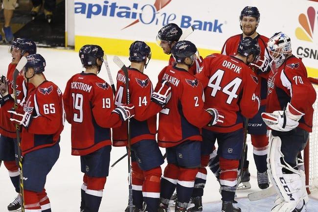 Boston Bruins vs. Washington Capitals - 1/5/16 NHL Pick, Odds, and Prediction