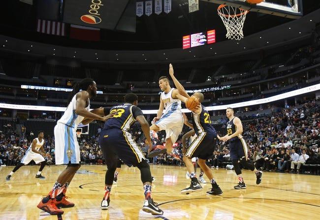 Utah Jazz vs. Denver Nuggets - 12/18/15 NBA Pick, Odds, and Prediction