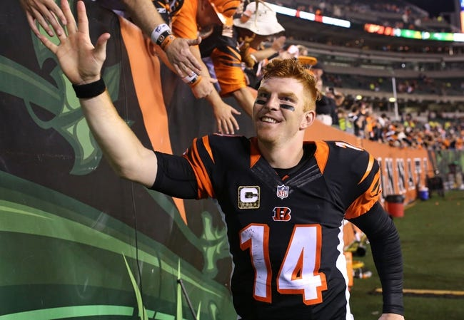 NFL | Houston Texans (3-5) at Cincinnati Bengals (8-0)
